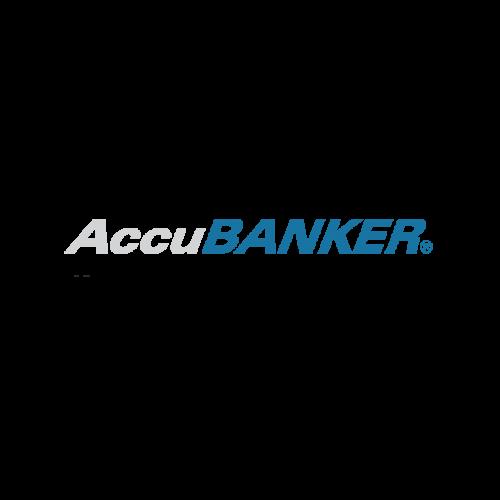 Logo ACCUBANKER
